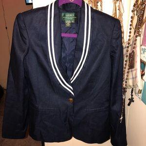 Ralph Lauren Jackets & Coats - Navy blazer size 6P